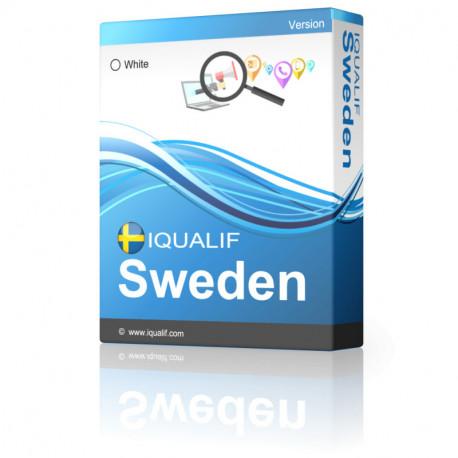 IQUALIF スウェーデン イエロー、プロフェッショナル、ビジネス