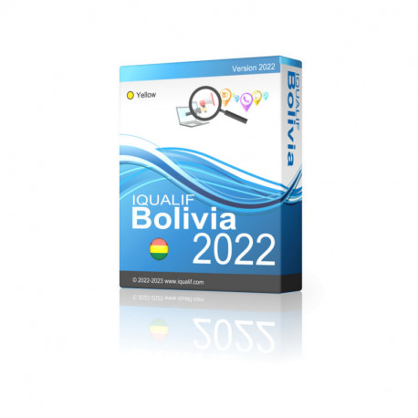 IQUALIF ポルトガル イエロー、プロフェッショナル、ビジネス